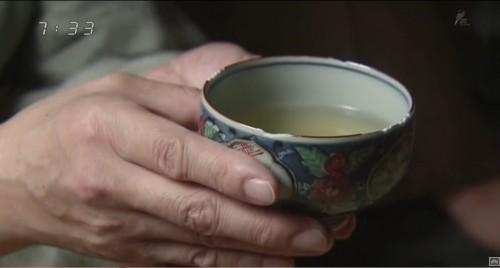 かけたお茶碗