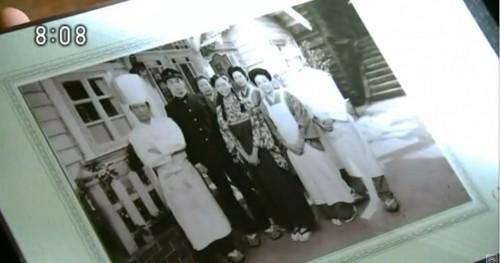 卯野家の面々の写真