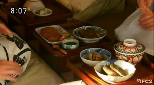 ごちそうさん め以子の朝食