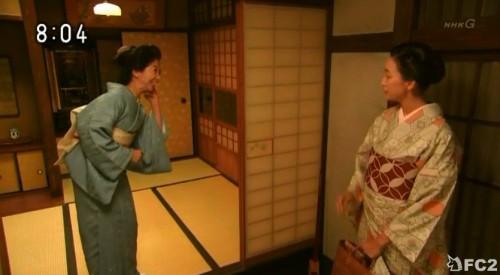 お静 桜子さんきてるで