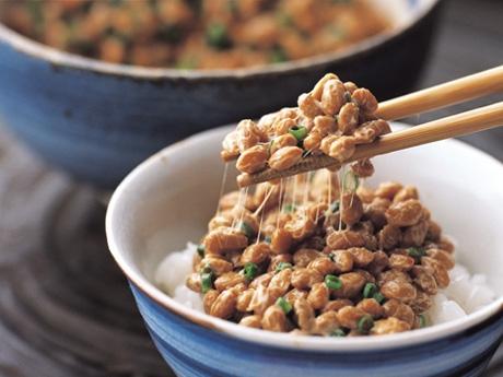 ごちそうさん 納豆たべたい