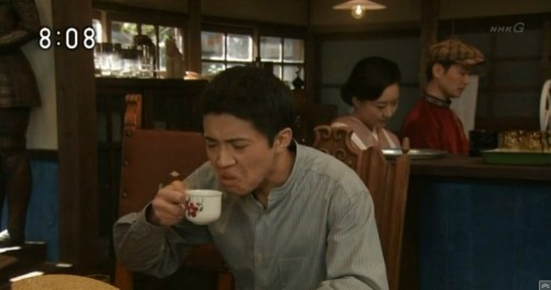 代替のコーヒーうすうない?