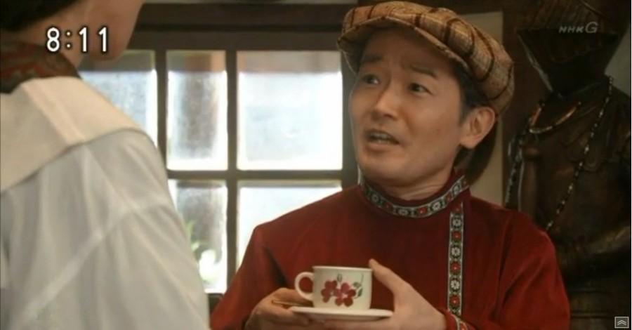 ごちそうさん ネタバレ 19週112話「焼氷が食べたい男」
